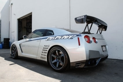 Voltex Type 4 Wing 1700mm with SPL base - Nissan R35 GTR