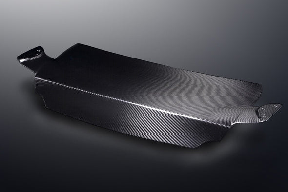 Mines Carbon Fiber Trunk Type II w/ Clear Coat (for Mines Wing) - Nissan GT-R R35