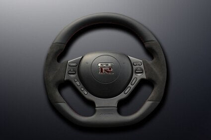 Mine's Steering Wheel - Nissan R35 GT-R