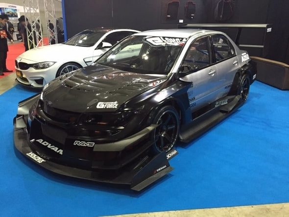 Voltex Ultimate Time Attack G-Force Aero Package - Mitsubishi EVO 7/8/9