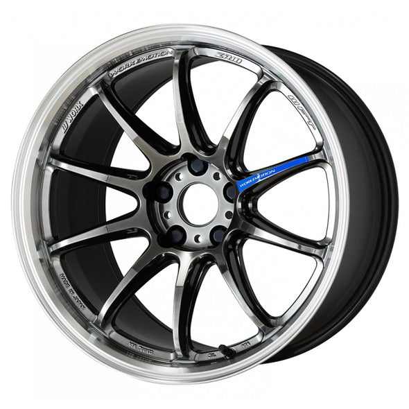 Work Emotion ZR10 Wheel - 17x8.0 +35 5x114.3