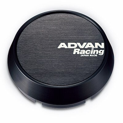 Advan Center Cap - Middle Cap (Black)