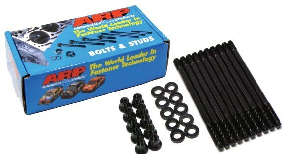 ARP Head Stud Kit - High Performance 8740 Series - Gen III/LS Series small block (2004 - later) w/ all same length studs (12pt)