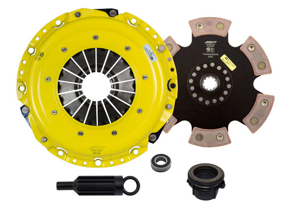 ACT 01-06 BMW M3 E46 XT/Race Rigid 6 Pad Clutch Kit