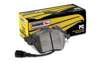 Hawk Ceramic Brake Pads (Rear) - Mazdaspeed 3