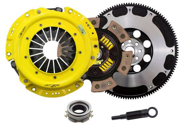 ACT 2013 Scion FR-S XT/Race Sprung 6 Pad Clutch Kit