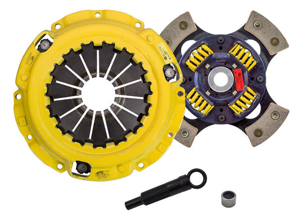ACT 2005 Mazda 3 HD/Race Sprung 4 Pad Clutch Kit