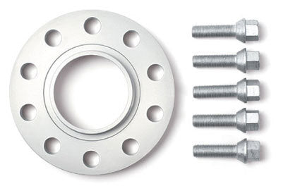 H&R DR Wheel Spacers - 10mm / 5x112 / Bore: 66.5