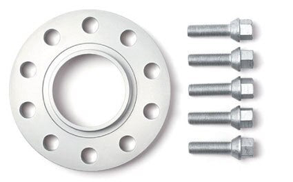 H&R DR Wheel Spacers - 5mm / 4x100 / Bore: 56.2