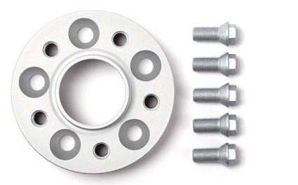 H&R DRA Wheel Spacers - 30mm / 12x1.5 / 5x110 / Bore: 65