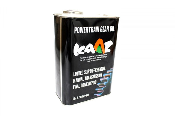 Kaaz Powertrain LSD Gear Oil (2L) - 80w90