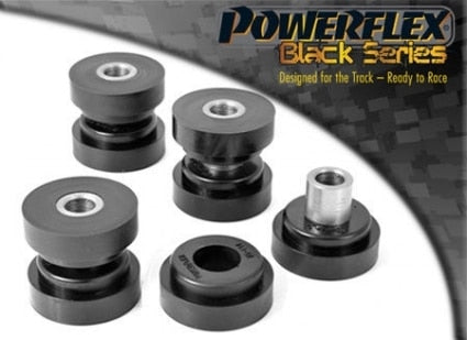 PowerFlex Urethane Suspension Bushings (Race / Black ) - Honda S2000 00+