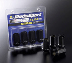WedsSport Competition Open Ended Lug Nuts - 12x1.25