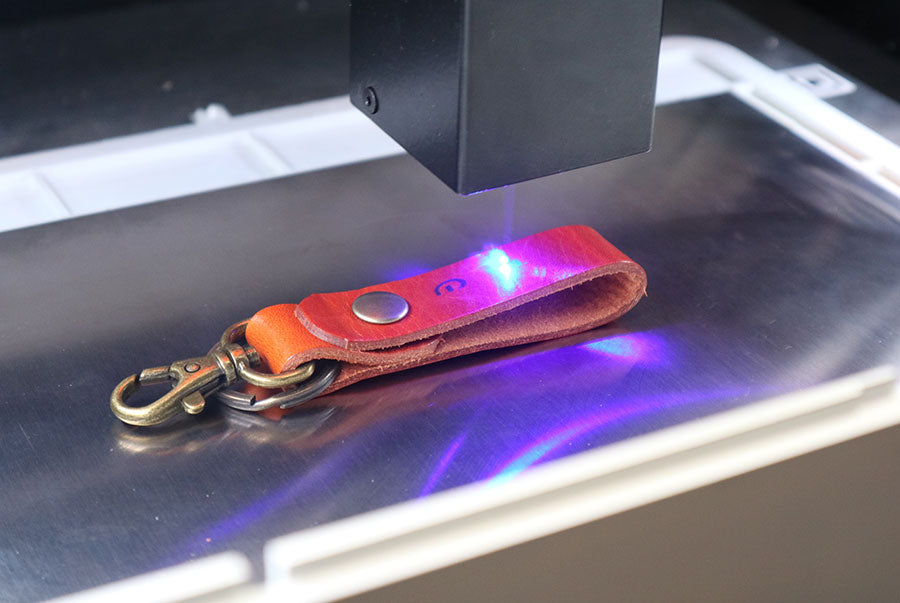 Custom Keychain Engraving - A Step-by-Step Process