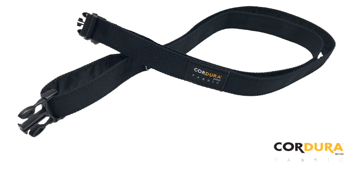 AD CORDURA ORGANIZER SHOULDER BELT