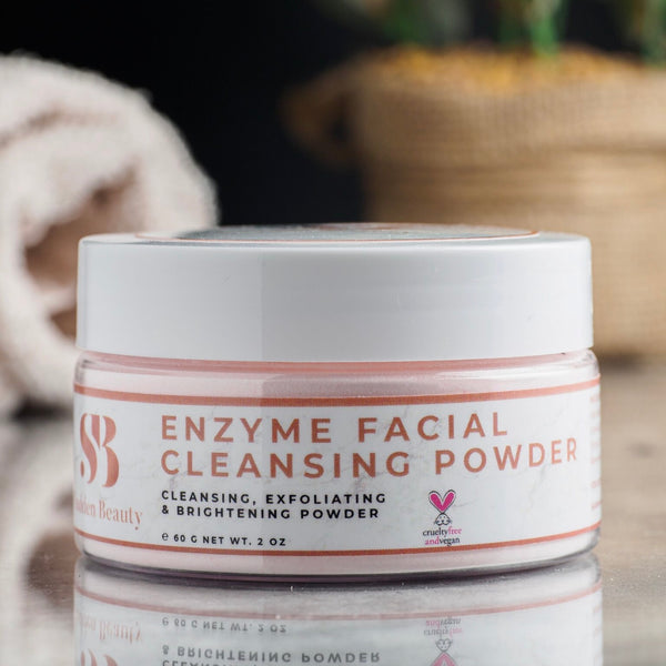 Enzyme Facial Cleansing Powder