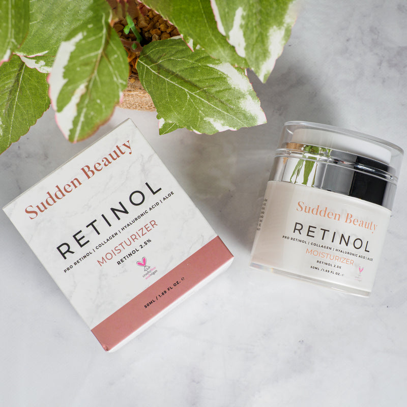 Pro Retinol Rejuvenating Kit-SuddenBeauty