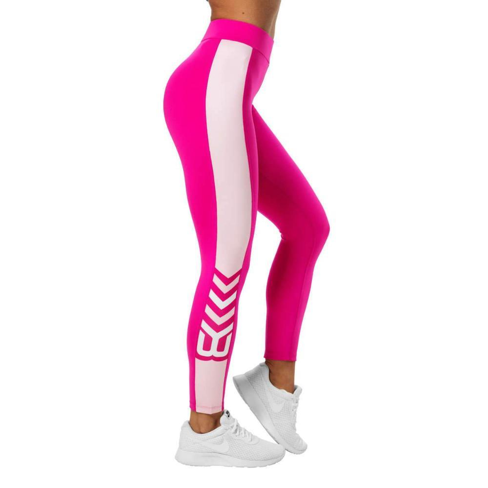 Better Bodies Chrystie High Tights, hot pink