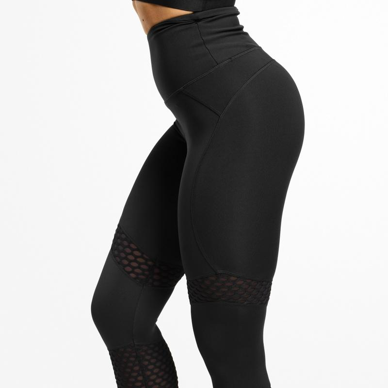 Better Bodies Waverly Mesh Tights,