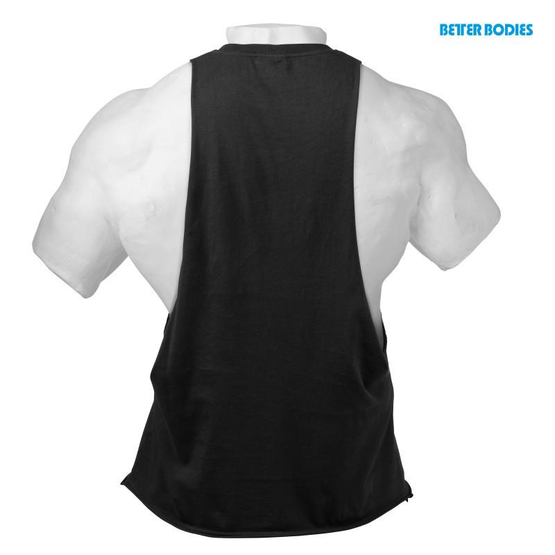 Better Bodies Graphic Logo Sleeveless black