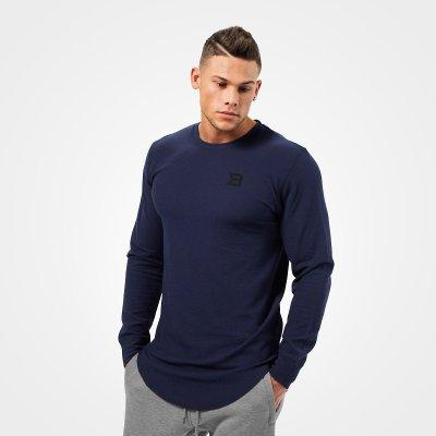 Better Bodies Harlem Long Sleeve Thermal Navy