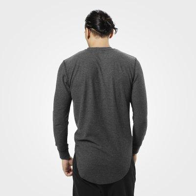 Better Bodies Harlem Long Sleeve Thermal graphite