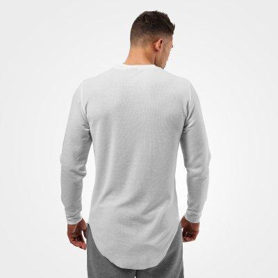 Better Bodies Harlem Long Sleeve Thermal White