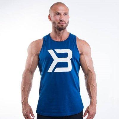 Better Bodies Men's Brooklyn Tank Navy