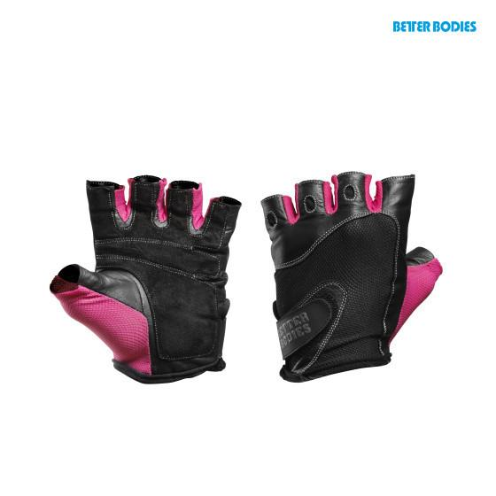Better Bodies Fitness Gloves pink