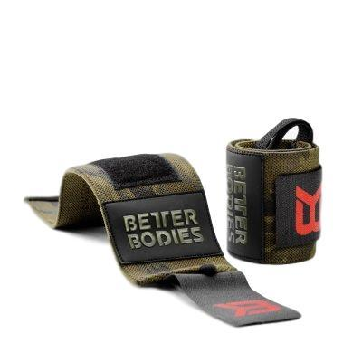Better Bodies Nature Leather Straps