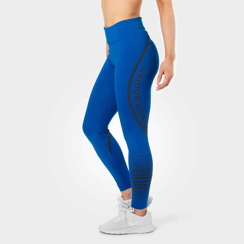 Better Bodies High Waist Madison Tights blue