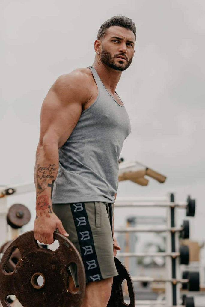 Better Bodies Stanton collection men's fashionable gym wear