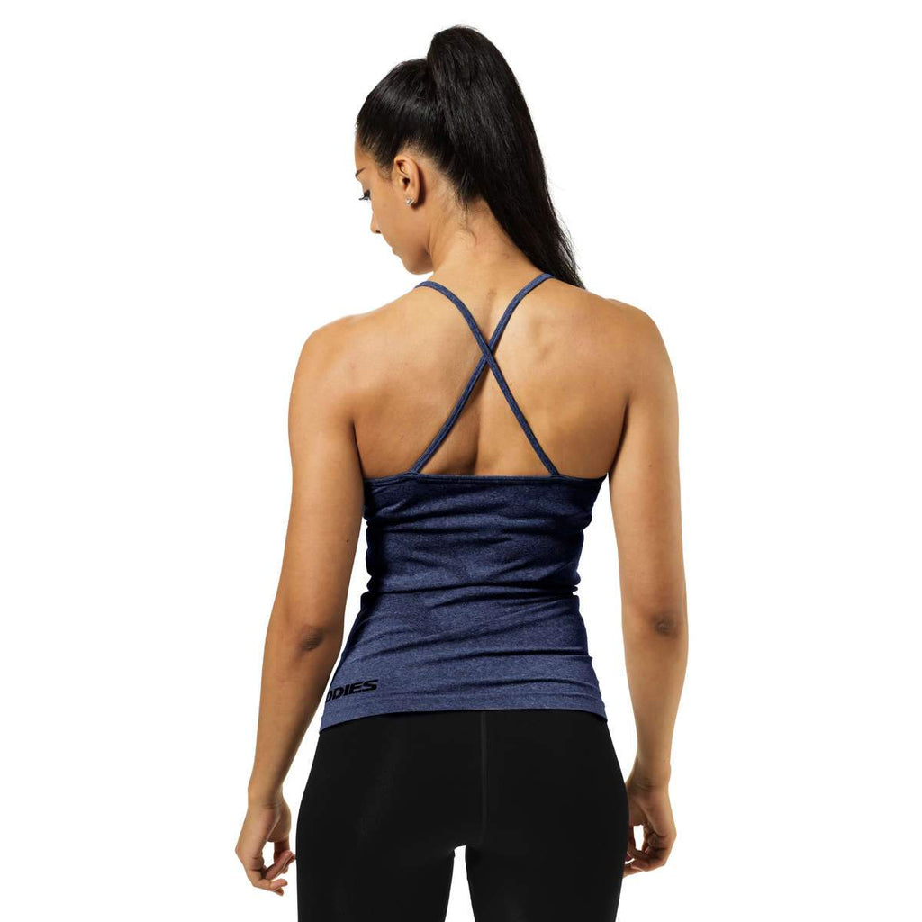 Better Bodies Chrystie Tank dark navy