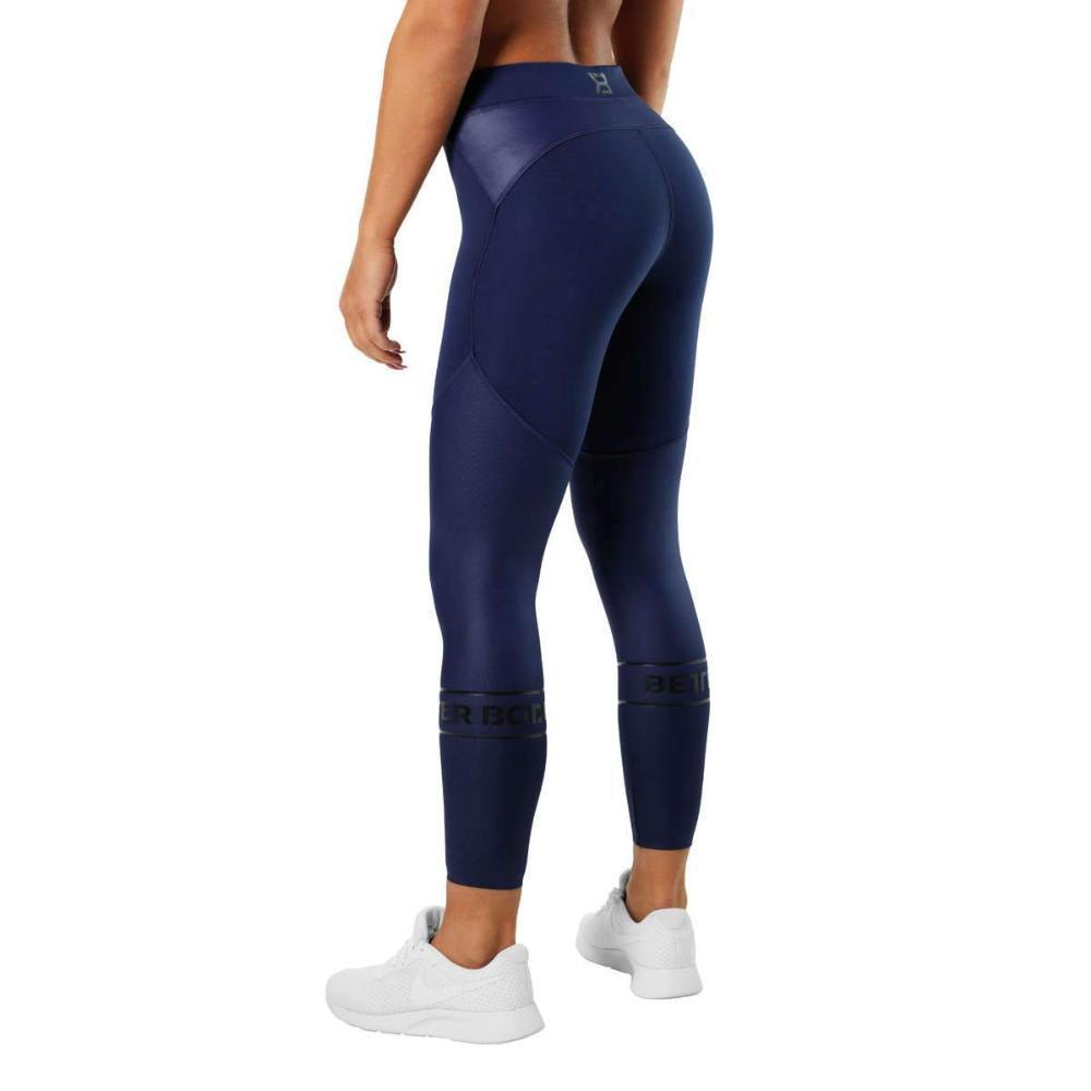Better Bodies Chrystie Shiny Tight, Dark Navy