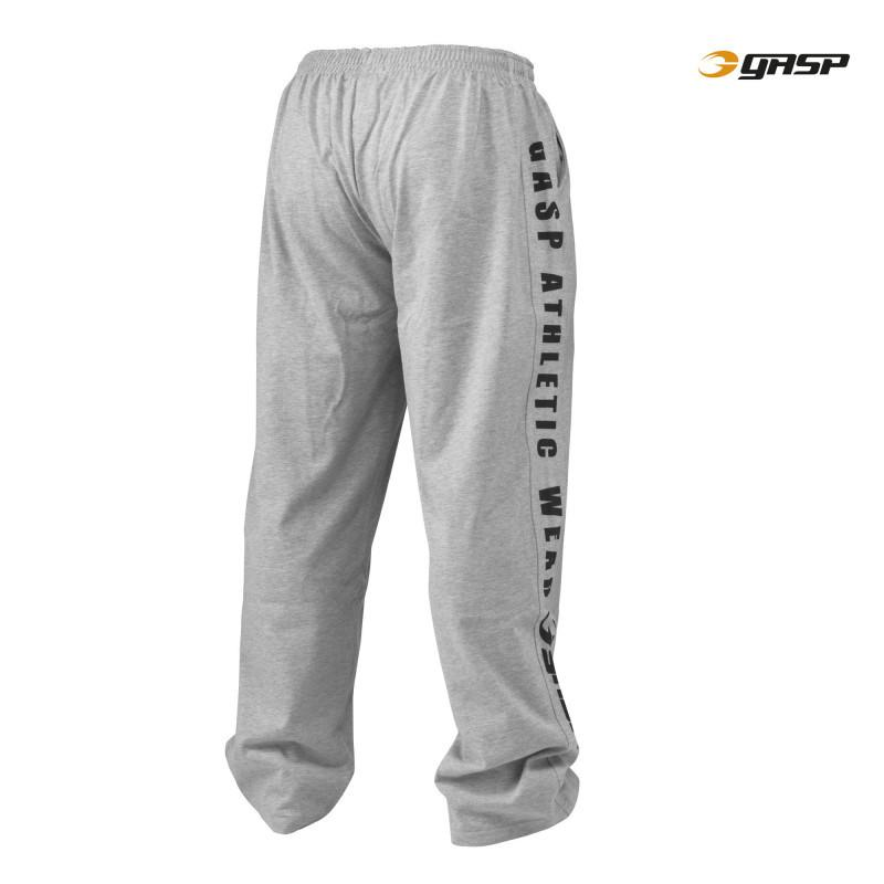 GASP Jersey Training Pant Grey
