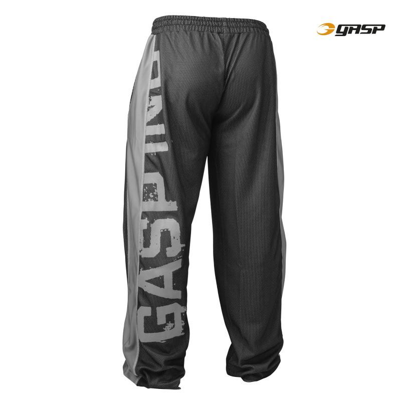 GASP Men's No1 Mesh Pant black/grey