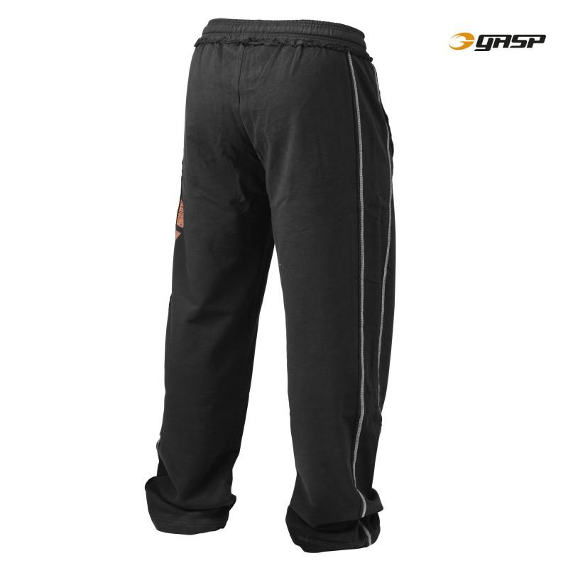 GASP Men's Pro Gym Pant, black