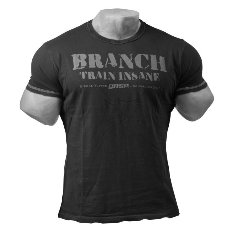Gasp Branch SPP Rough Tee black
