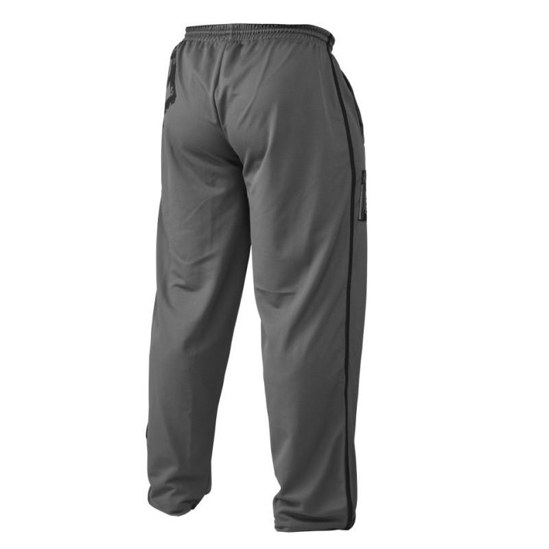 GASP MEN'S NO. 89 MESH PANT GREY BACK