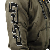 Gasp PRO Gym Hood Jacket khaki green