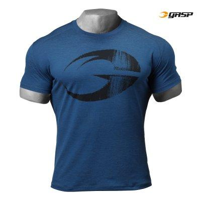 GASP Ops Edition Tee Ocean Blue
