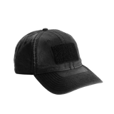 GASP Utility Cap wash black