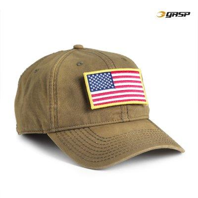GASP Utility Cap with American Flag