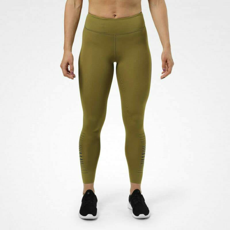 Better Bodies High Waist Madison Tights military green