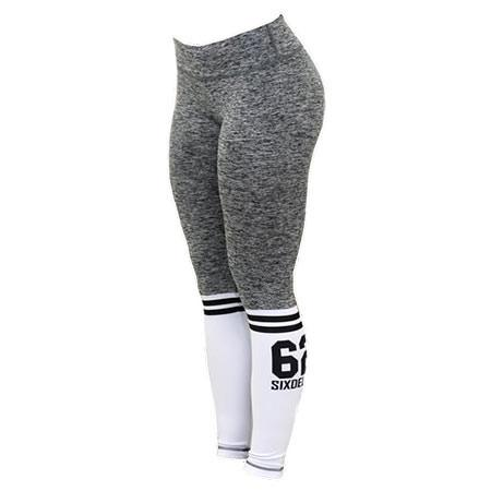 Six Deuce CrossFit Sox Rough Gray Gen.2 Fitness Leggings