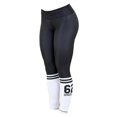 Six Deuce CrossFit Sox Black Gen.2 Fitness Leggings