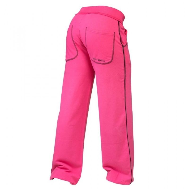 Better Bodies Baggy Soft Pant pink