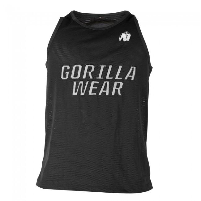GORILLA WEAR   New York Mesh Tank Top