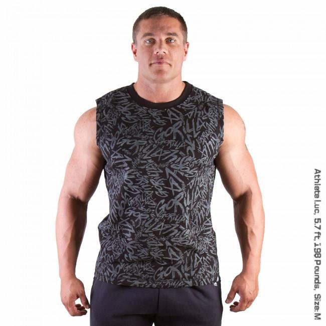 Gorilla Wear Magic Sleeveless Tee