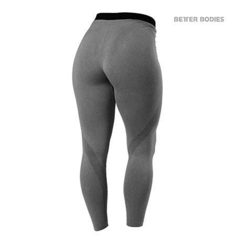 Better Bodies Astoria Curve Tights grey